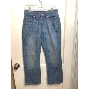 Merona Cropped Jeans
